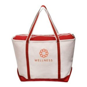 Large Sailing / Boat Tote Bag