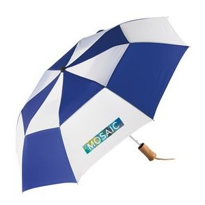 The Zephyr Vented Automatic Open Folding Umbrella